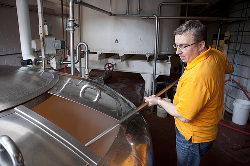 Výuka pivovarských sládků