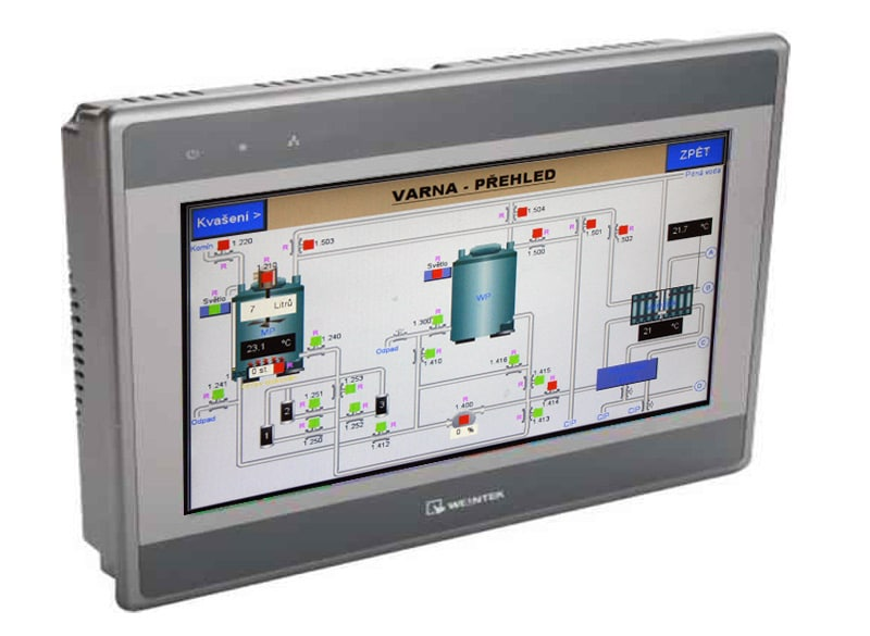 brewhouse-automatic-control-auv1-control-panel