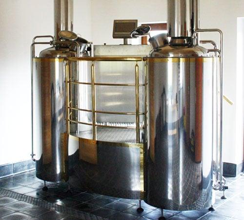 Varna pro sladový extrakt Breworx LiteME