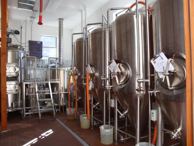 pivovarský sklep Breworx
