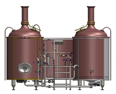 Varna pivovaru Breworx Lite-ME 500