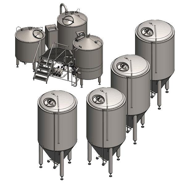Pivovary Breworx Compact