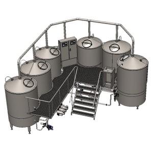 Pivovarská varna Breworx Oppidum