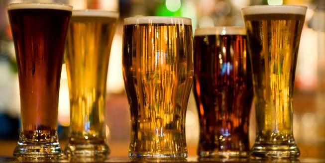 Výroba cideru a piva