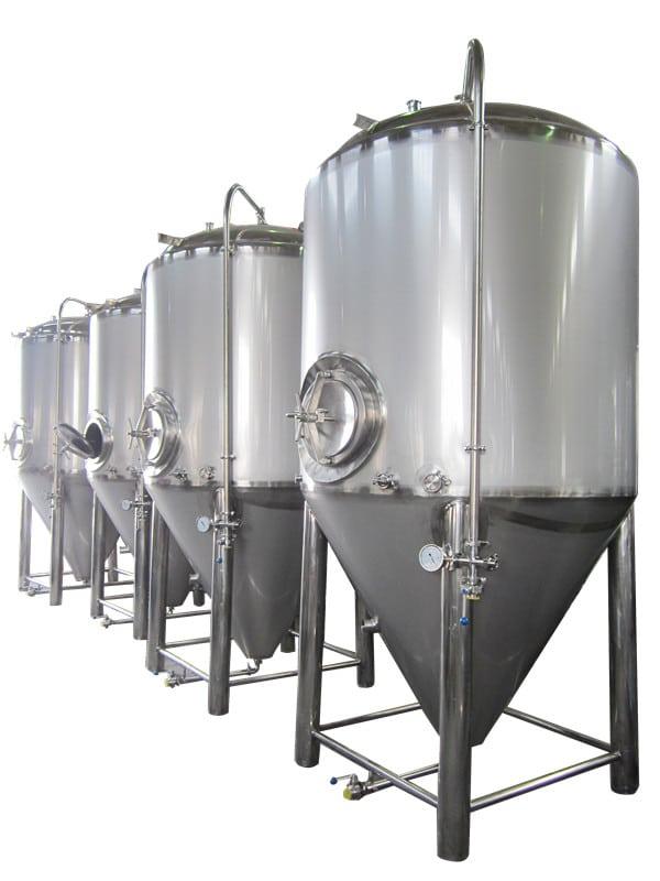 CK tanky - linka pro výrobu cideru
