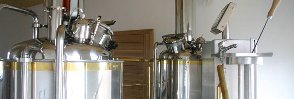 Zjednodušená výroba piva ze sladových extraktů