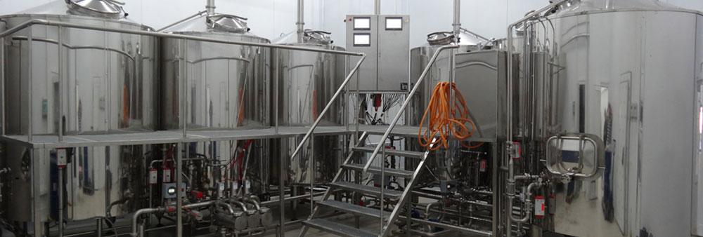 Efektivní výroba piva v průmyslovém minipivovaru