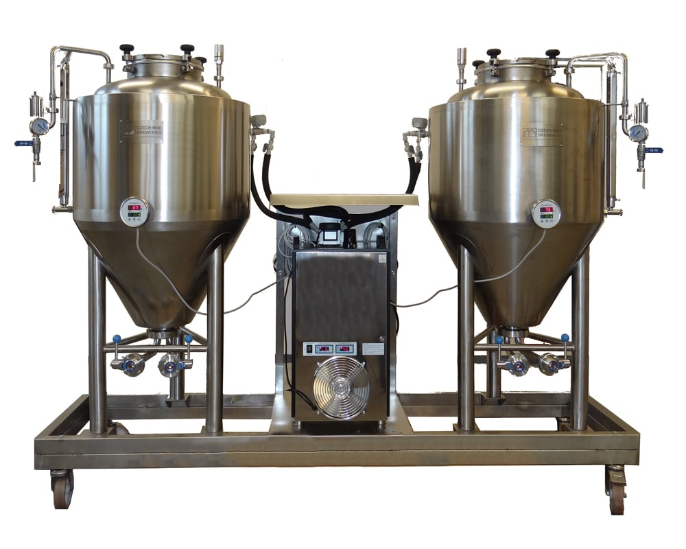 FUIC - Compact beer fermentation units