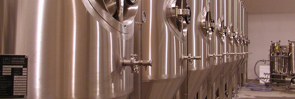 Vysoce kvalitní zařízení pro výrobu piva a cideru